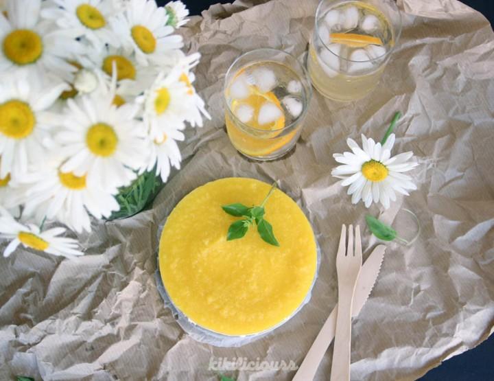 Cheesecake me Mango
