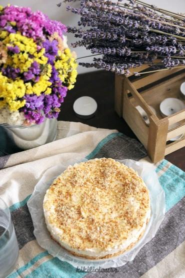 Torte Akulloreje me Vanilje Kapucino