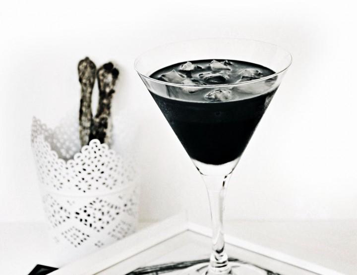 Koktejl Halloween-i : Mjekra e Zezë