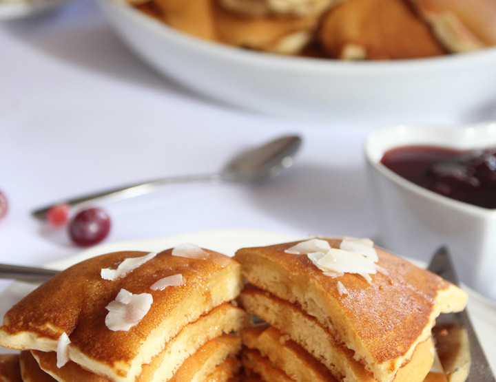 Receta Bazë e Petullave Amerikane - Pancakes