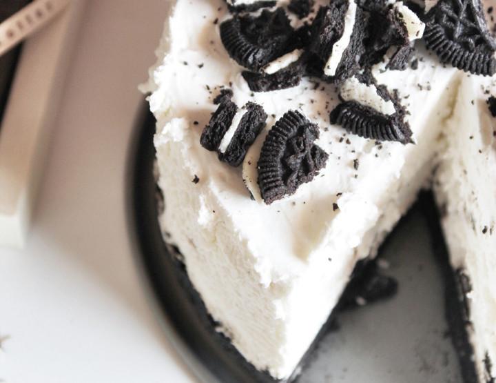 Kek Djathi / Cheesecake Oreo Pa Pjekje