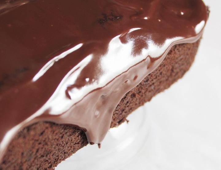 Krem Çokollate të Zezë - Ganache