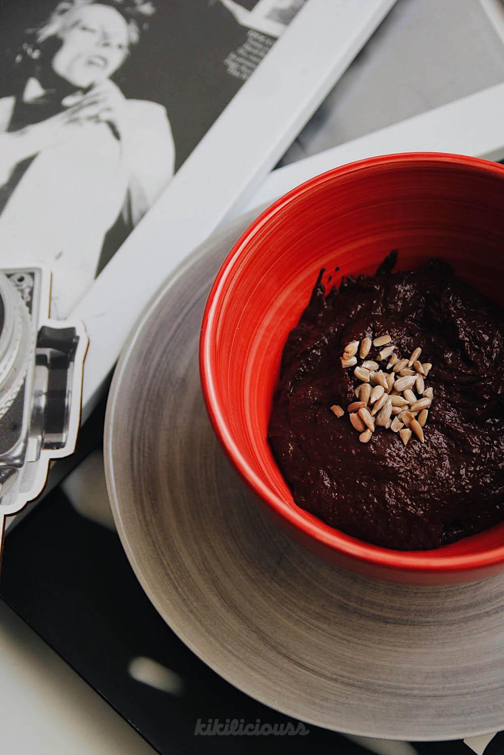 Chocolate Chia Pudding 4