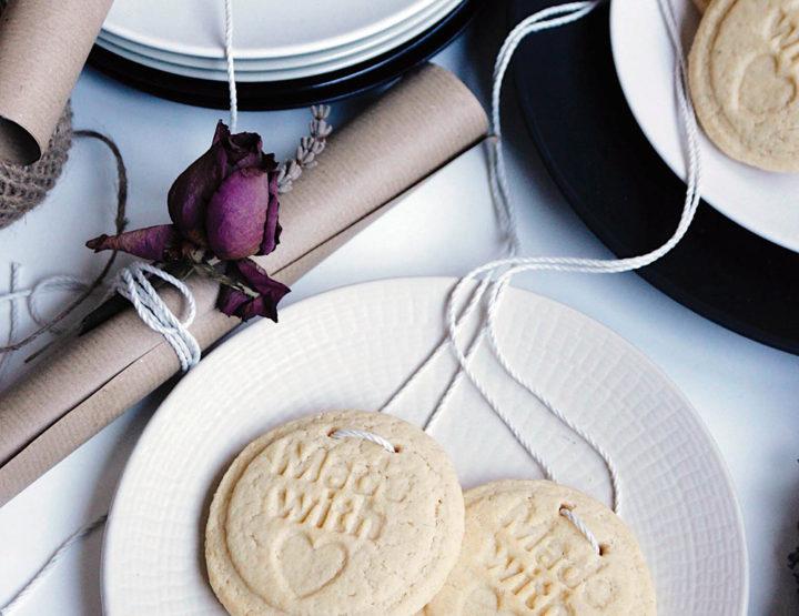Biskota Sheqeri Për Shën Valentinin