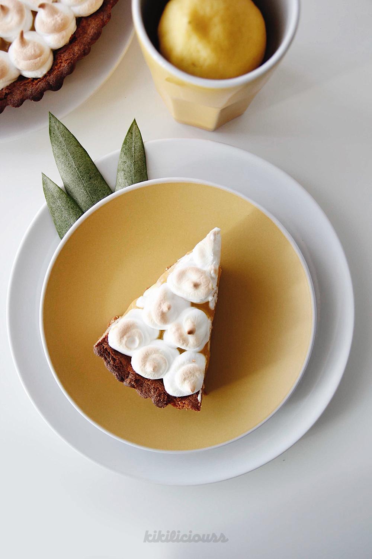 Lemon Curd Tart 4