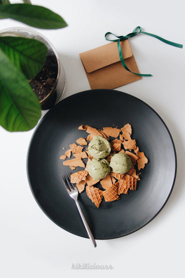 Artisanal Matcha Ice Cream