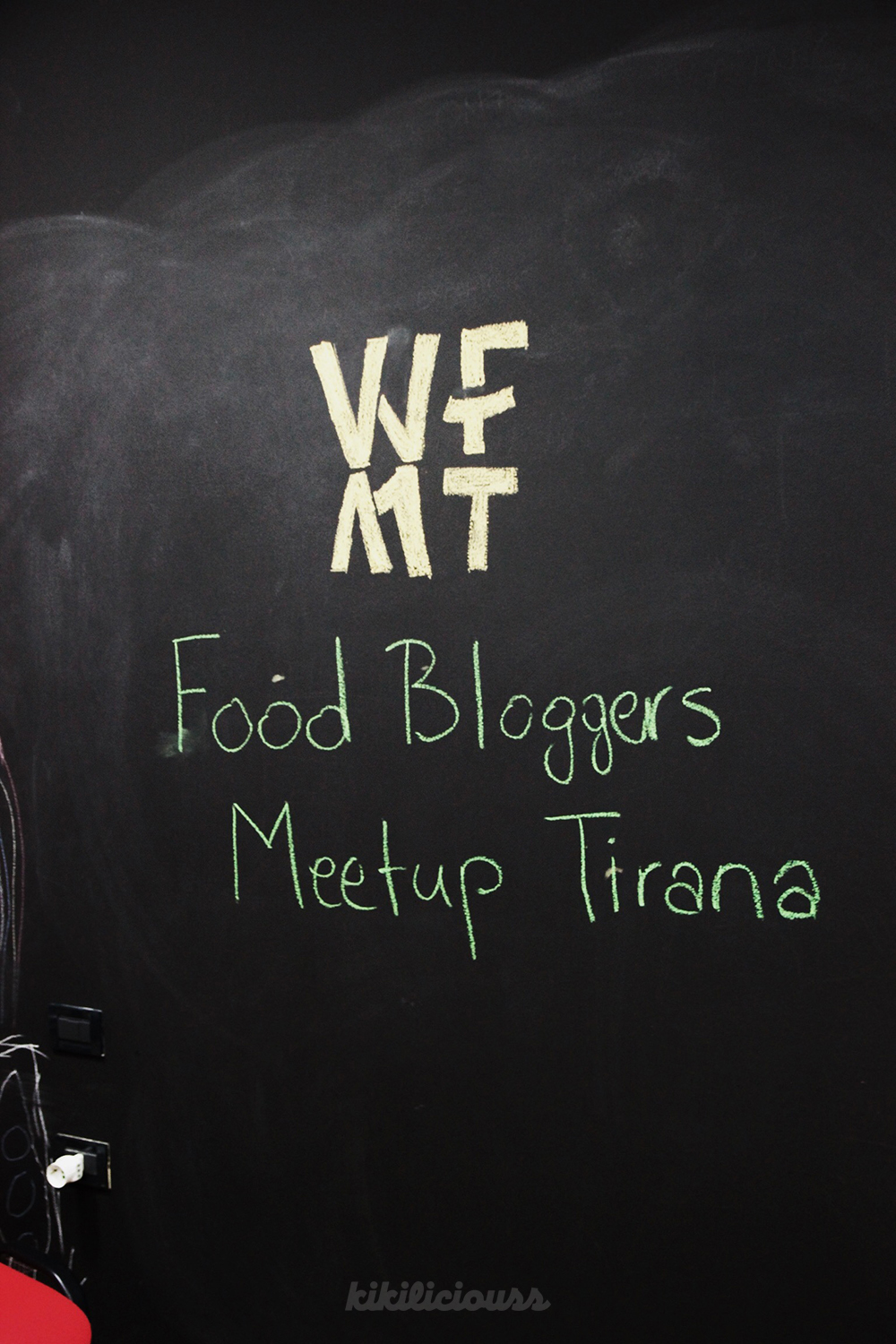 Food Bloggers Meetup Tirana 2