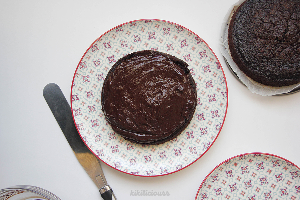 Double Chocolate Cake 15