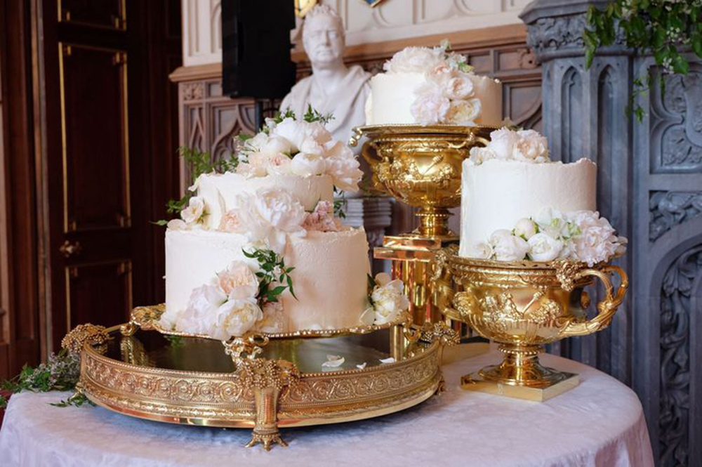 Royal Wedding Cake 2